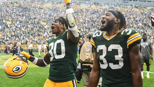 Fantasy Football: Aaron Jones and Jamaal Williams