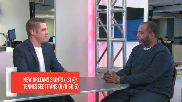 Saints Titans