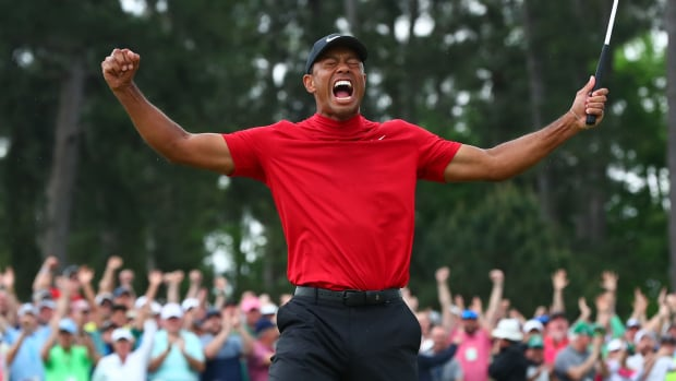 Tiger Woods' Win at the Masters Highlights the Best moments in Golf of 2019