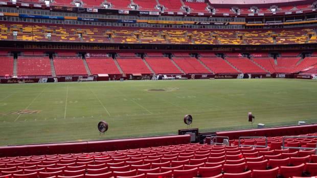 FedExField Seats