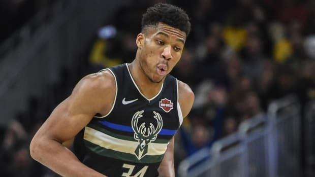 Is It Too Early to Crown Giannis the Best Player in the World?