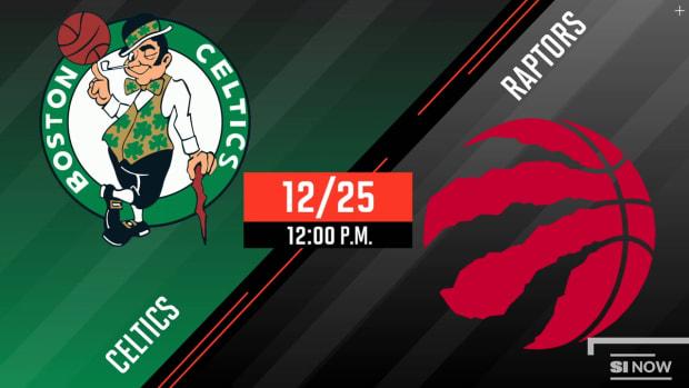 NBA Christmas Day Preview_Celtics vs. Raptors