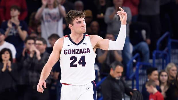 Gonzaga basketball power rankings