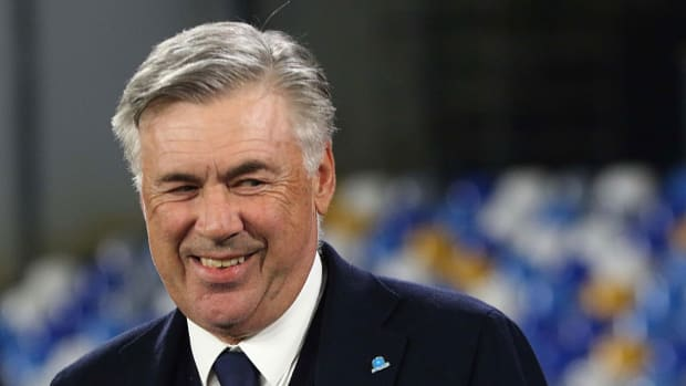 Carlo Ancelotti becomes Everton's manager