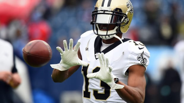 Michael Thomas chases history against Titans