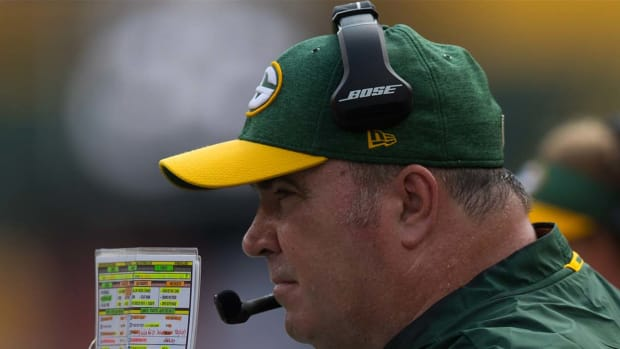 Mike McCarthy Interview Panthers Job