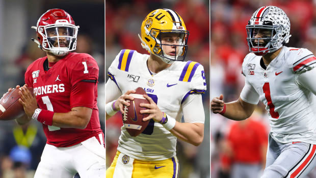 Transfer Quarterbacks College Football Playoff