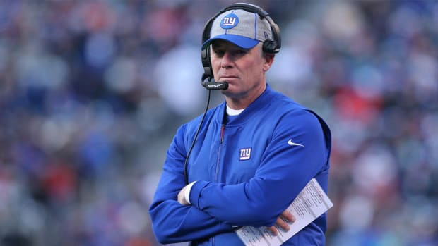 Pat Shurmur Fired Giants
