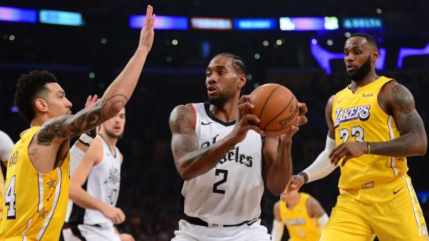 Clips Lakers THUMBNAIL