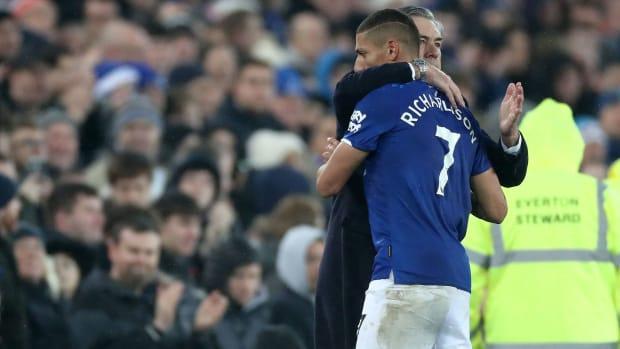 Ancelotti-Everton-Debut