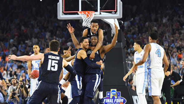 Villanova vs UNC 2016 national championship Kris Jenkins