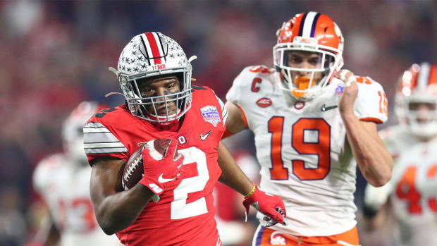 JK Dobbins Declares NFL Draft