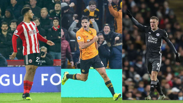 Sheffield United, Wolves and Leicester City are making a run near the top of the Premier League table