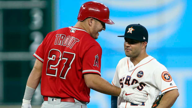 Mike Trout leads Sports Illustrated's MLB All-2010s Team. Who else is on the list of the best baseball players of the decade?