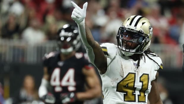 Fantasy Football: Alvin Kamara
