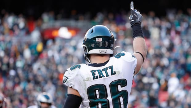 Fantasy Football: Zach Ertz