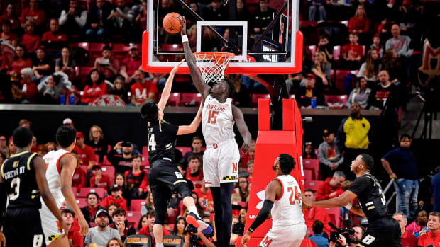 Chol Marial Maryland return