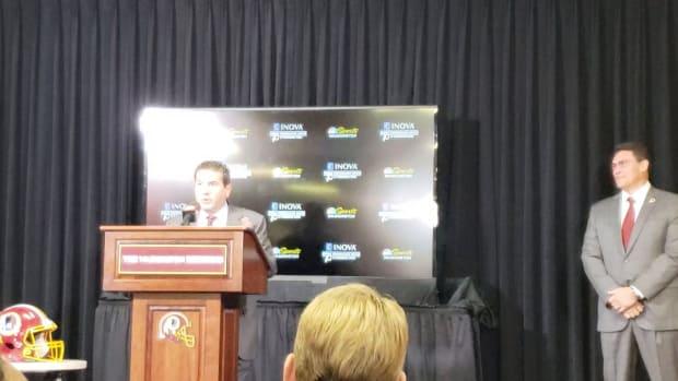 Dan Snyder Happy T-Giving Intro