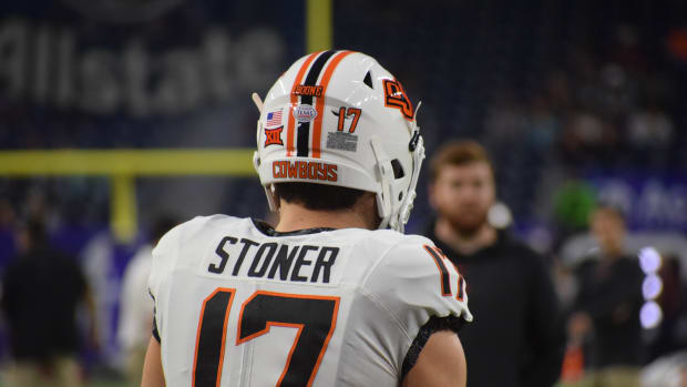 Dillon Stoner is one of many who have elevated the 2016 recruiting class.