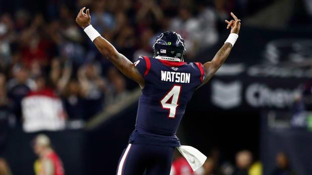 Deshaun Watson comeback to beat Bills