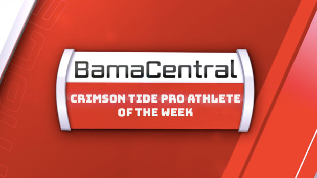 Pro Athlete of the Week Graphic