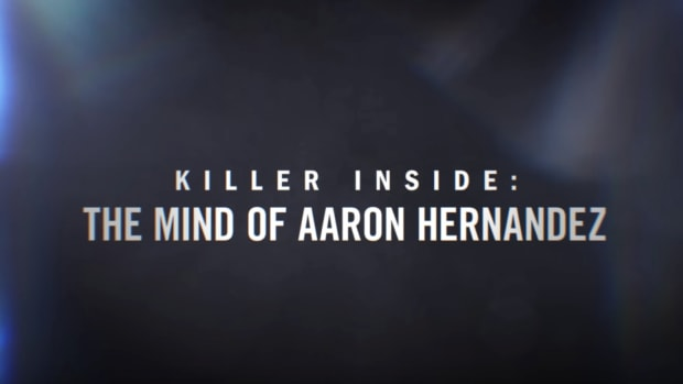 A trailer has been released for the upcoming Aaron Hernandez documentary on Netflix.