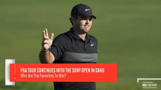 The PGA Tour Continues With The Sony Open In Oahu