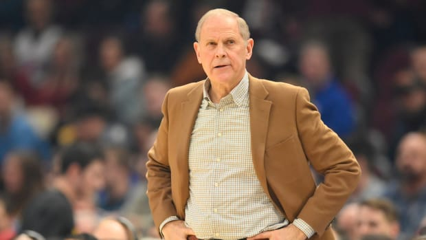 "Cavaliers coach John Beilein reportedly referred to his players as ""thugs"" instead of ""slugs"" in a film session."
