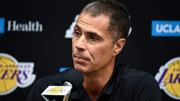 Rob Pelinka Lakers GM