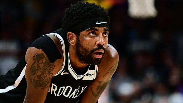 Kyrie Irving Nets Return