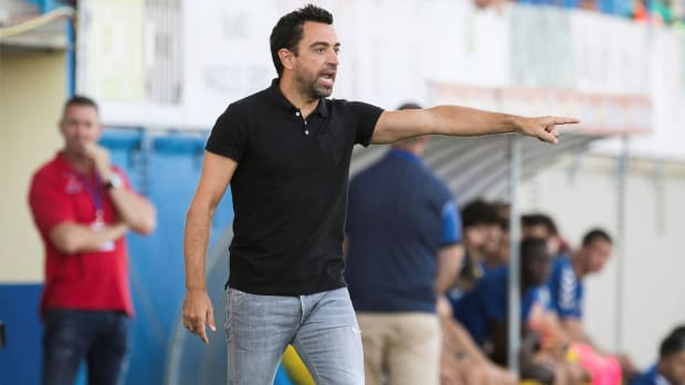 Xavi could return to Barcelona as manager