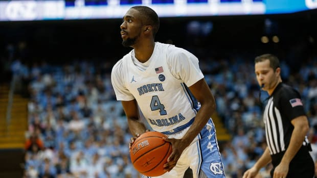 Brandon Robinson UNC Car Accident