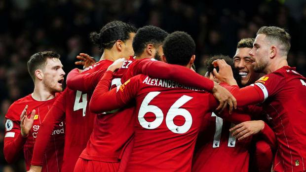 Liverpool-History