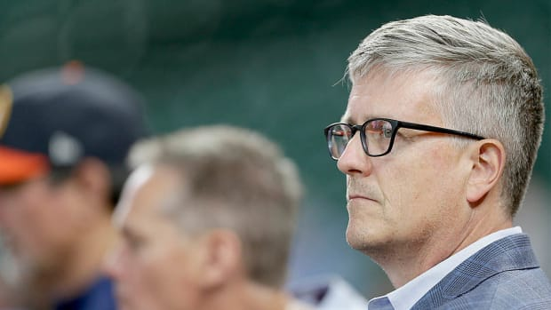 Jeff Luhnow Astros Not a Cheater