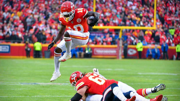 Fantasy Football: Tyreek Hill