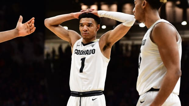 Colorado basketball best bets