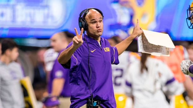 Baylor hires Dave Aranda LSU football