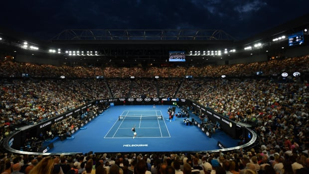 Australian Open 2020 Air Quality Issues Impact Of