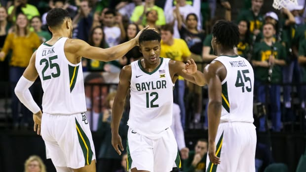 Baylor Bears college basketball power rankings