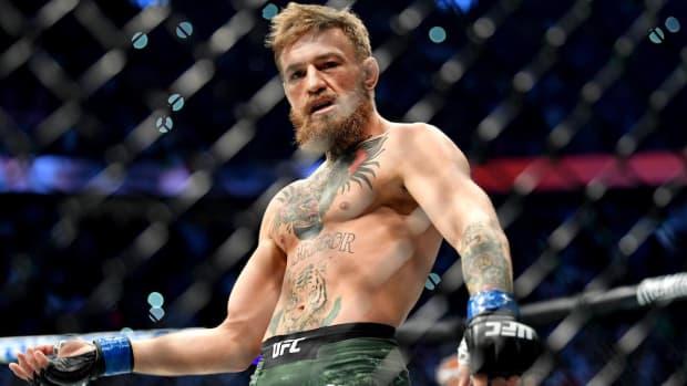 MMA DFS: Conor McGregor
