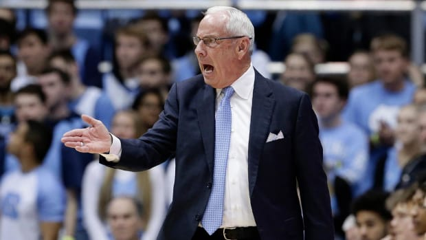 Roy Williams UNC Clemson