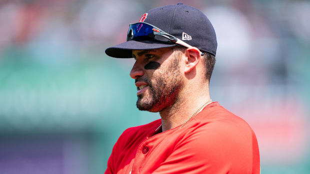 JD Martinez Comments Red Sox