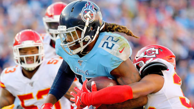 Derrick Henry, Tennessee Titans