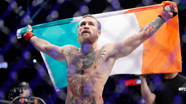 McGregor-Flag-Win