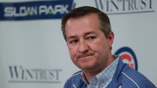 Cubs Chairman Tom Ricketts was booed at the team's Convention.