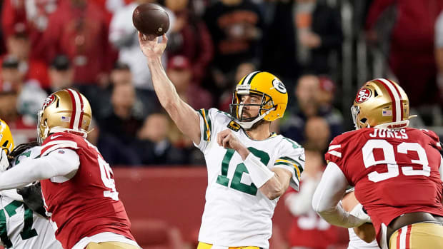 Packers 49ers Preview