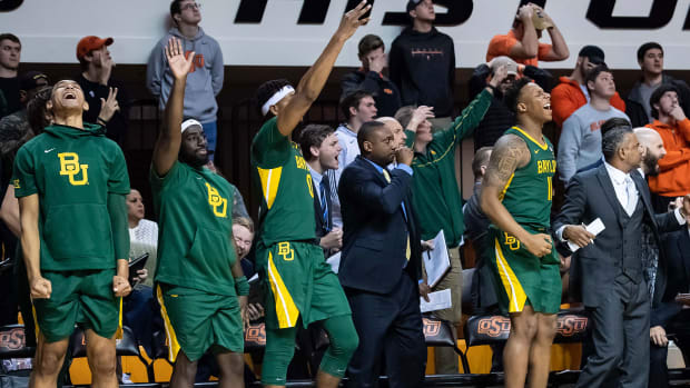 College basketball rankings Top 25 baylor