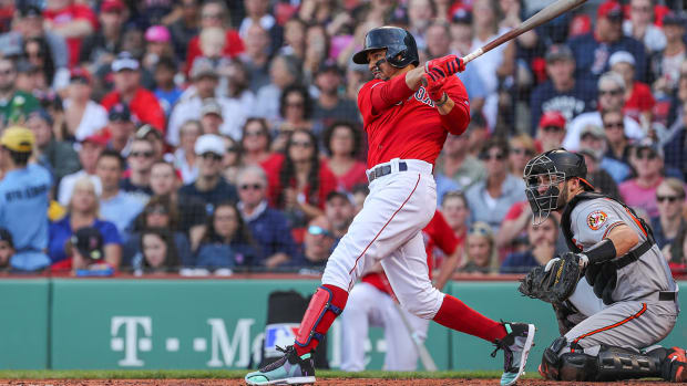 Mookie Betts Trade Padres