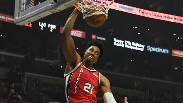 Hassan Whiteside NBA DFS