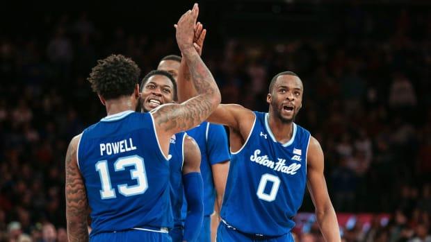 Seton Hall basketball power rankings